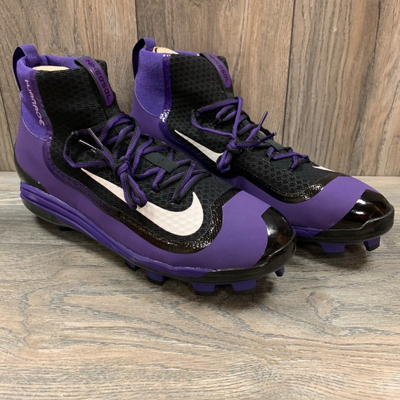 finest selection 61f4d b26cc Nike Air Huarache 2KFilth Mid MCS Baseball Cleats